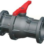INDUSTRIAL FLANGED COMPACT SERIES BALL VALVE
