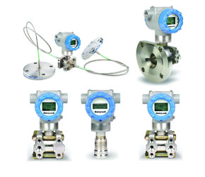 honeywell pressure transmitter range