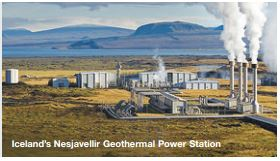 geothermal power example