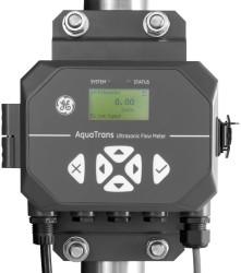 Ultrasonic Flowmeter AT600