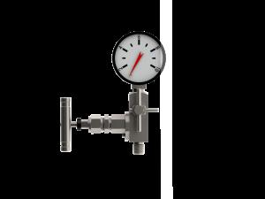 rising plug gauge valves